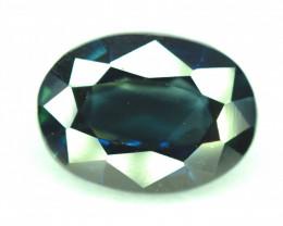 2.05 Carats Gorgeous Bi-Color Parti Sapphire Gemstone