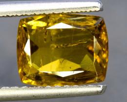 Rare 3.20 ct Natural Clinozoisite ~ Pakistan