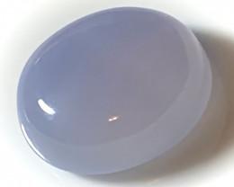 30.00ct Translucent Chalcedony gem Cabochon -
