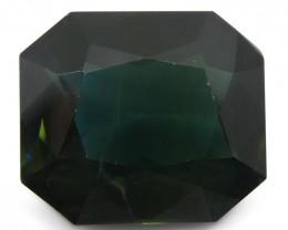 15.61 ct Sapphire Emerald Cut IGI Certified Ethiopian, Unheated