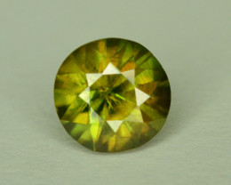 Top Fire  Chrome Sphene from Himalayan Range