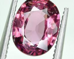 1.89 Crt Natural Rhodolite Garnet Faceted Gemstone.( AG 42)