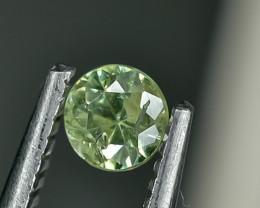 0.21 Crt Natural Demantiod Faceted Gemstone.( AG 42)