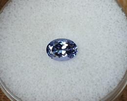 1,08ct Tanzanite - good colour!
