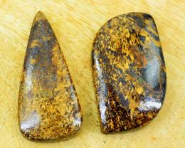 Genuine 90.00 Cts Bronzite Cabochon Lot