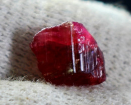 5.55 CT Natural - Unheated  Pink Tourmaline Rough