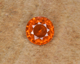 Natural Spessertite Garnet 0.47Cts