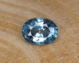 Natural Blue Zircon 1.91Cts Top Luster Gemstone