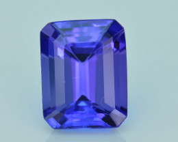 AAA Color 2.44 ct Tanzanite eye catching Color SKU.14