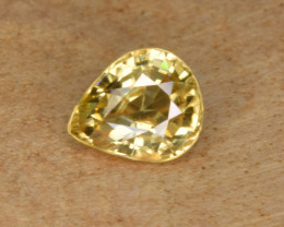 Natural Zircon 1.16 Cts Top Luster Gemstone