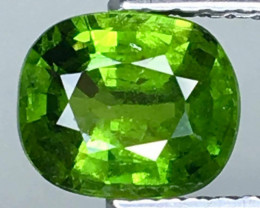 Natural Tsavorite Garnet - 1.24 ct