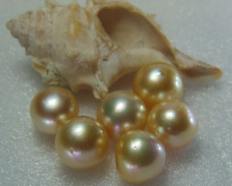 collective pieces  south sea water pearl 57.60cts