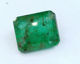 6.23cts  Emerald , 100% Natural Gemstone