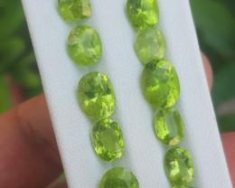 26 carats peridots Gemstones parcels NO reserve