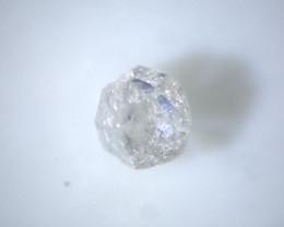 0.01 ct very light grey VS diamond single cut