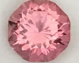 Stunning ! Designer Cut 1.86 ct Pink Tourmaline - Afghanistan G406 H773