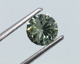 1.00 Carat IF Tourmaline Congo Untreated Exotic Flawless Quality !