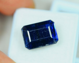 13.69ct Blue Kyanite Octagon Cut Lot GW3734