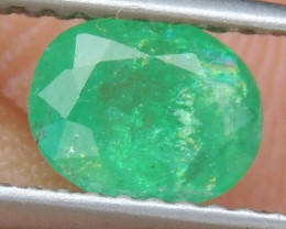 0.8cts Emerald,  Jewelry Grade