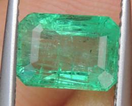 1.71cts Emerald,  Jewelry Grade