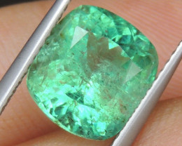 4.06cts Colombian Emerald,  Jewelry Grade