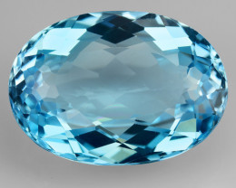 16.67 Ct Awesome Topaz Excellent Luster & Color Gemstone TP1