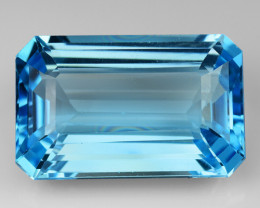 18.63 Ct Awesome Topaz Excellent Luster & Color Gemstone TP3