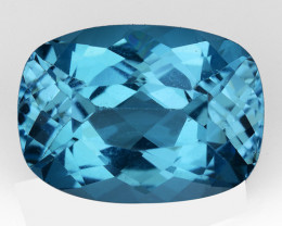 9.82 Ct Awesome Topaz Excellent Luster & Color Gemstone TP20