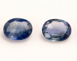 Blue Sapphire 1.56 ct  Sri Lanka GPC Lab