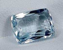 2.85Crt Natural Aquamarine  Natural Gemstones JI34