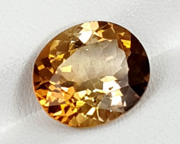 5.90Crt Natural Topaz  Natural Gemstones JI34