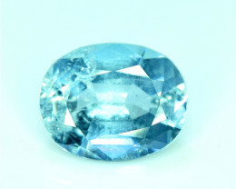 3.10 cts Aquamarine Gemstone