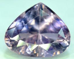 16.10  cts Rare Purplish Pink Color Apatite Gemstone