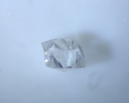 0.01 ct grey I2 old vintage cut diamond