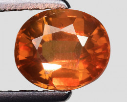 1.50 Ct Natural and Untreated Color Change Garnet Gemstone GC16