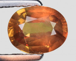 1.00 Ct Natural and Untreated Color Change Garnet Gemstone GC21