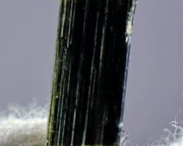 5.20 Cts Beautiful, Superb  Green CapTourmaline Crystal