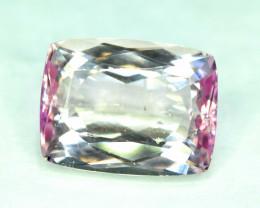 NR - 13.25 Carats Peach Pink Color Kunzite Gemstone