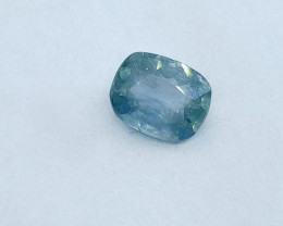 IGI Certified 1.46ct  Ceylon Sapphire , 100% Natural Untreated Gemstone