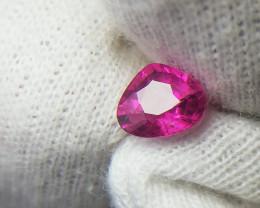 1.05 Carat Natural Pink RubelIite Tourmaline