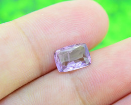Natural Spinel / Untreated  Purple Spinel 1.61Ct. (00324)