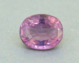 Natural Spinel / Untreated  Pink  Spinel 1.36 Ct.(00315)