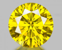 0.40 CT DIAMOND WITH SPARKLING LUSTER GEMSTONE DY1
