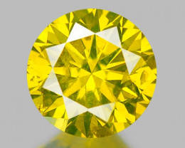0.32 CT DIAMOND WITH SPARKLING LUSTER GEMSTONE DY2