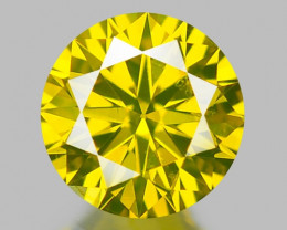 0.33 CT DIAMOND WITH SPARKLING LUSTER GEMSTONE DY3