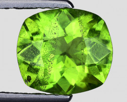 2.14 Ct Natural Peridot Excellent Color and Luster Gemstone P13