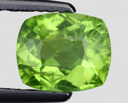 1.42 Ct Natural Peridot Excellent Color and Luster Gemstone P22