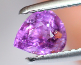 1.08cts Natural UNHEATED Pink Sapphire AA160