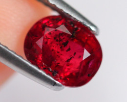 CERTIFIED 2.02cts Natural UNHEATED Ruby A58078