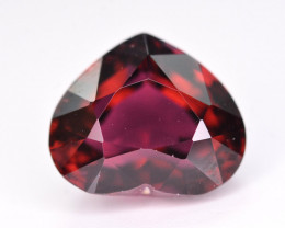 Gorgeous Color 3.45 Ct Natural Pinkish Red Tourmaline. RA2
